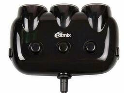 Зарядное устройство автомобильное Ritmix RM-3123DC black. ..