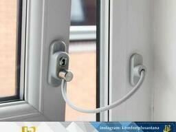 Защита от выпадения детей из окна