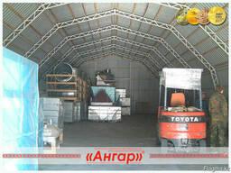 Завод «Ангар» предлагает изготовление арочных ангаров - photo 3