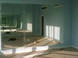 """Зеркала для танцевальных залов. Установка зеркал под """"ключ"""". - фото 2"""