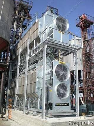 Зерно Сушильное оборудование на газу и дизельном топливе