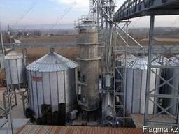 Зерно Сушильное оборудование на газу и дизельном топливе - фото 3