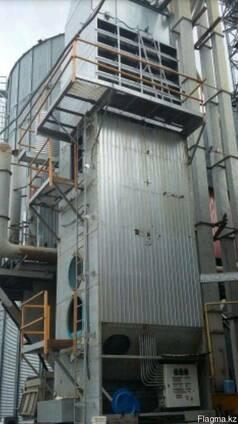 Зерносушилка производительностью 20 тонн в час