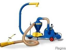 Зерновой пневматический транспортер