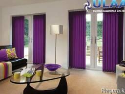 Жалюзи, рулонные шторы, римские шторы