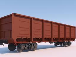 Железнодорожный траспорт с истекающим/истекщим сроком службы