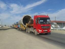 Железнодорожные грузоперевозки по странам СНГ и Средняя Азия