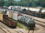 Железнодорожные перевозки - фото 1