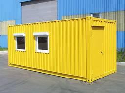 Жилые контейнера
