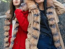 Зимние куртки оптом (парки)