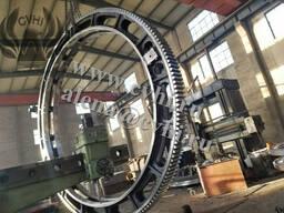 Зубчатый венец колесо коронка вращающаяся печь по чертежу