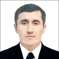 Khudoinazarov Dilshod Toshtemirovich